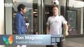 Dan Magness: World record MSN interview (web link)